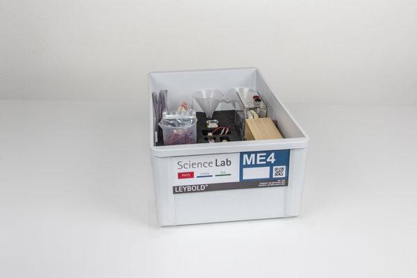 Science Lab Mechanics ME4 (Set)