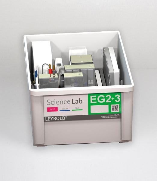 Science Lab Energy EG3 (Set)