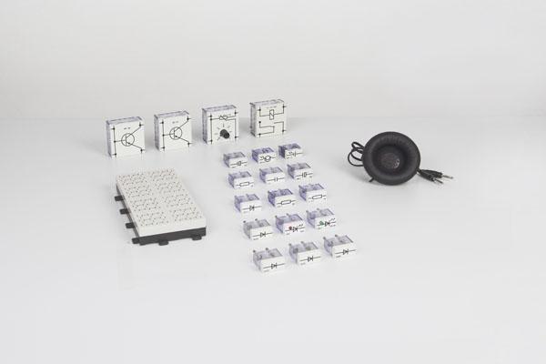Science Lab Electrics EL6 (Set)