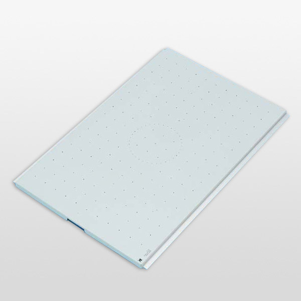 Adhesive magnetic board