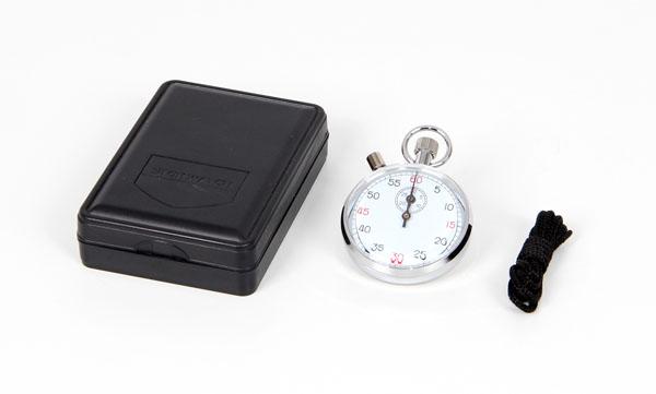Hand-held stop-watch, 60s/0.2s