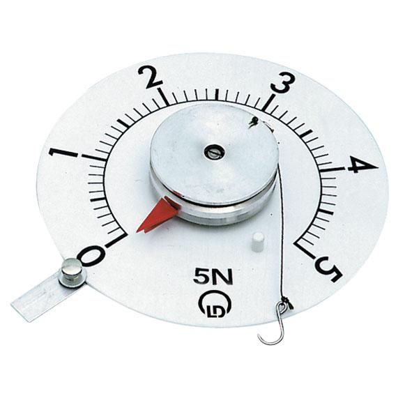 Circular dynamometer, 5 N