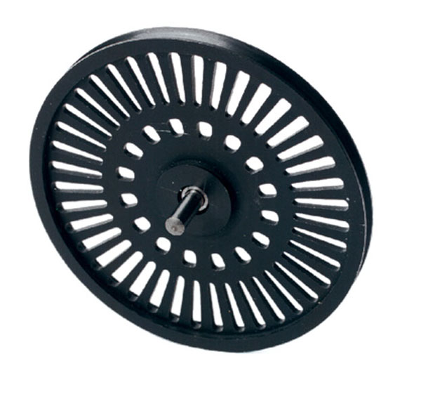 Combination spoked wheel