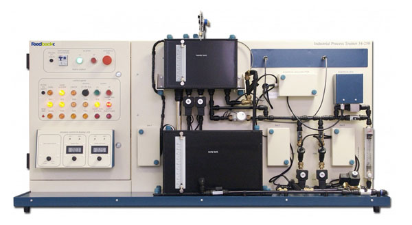 Industrial (fault-finding) Process Trainer