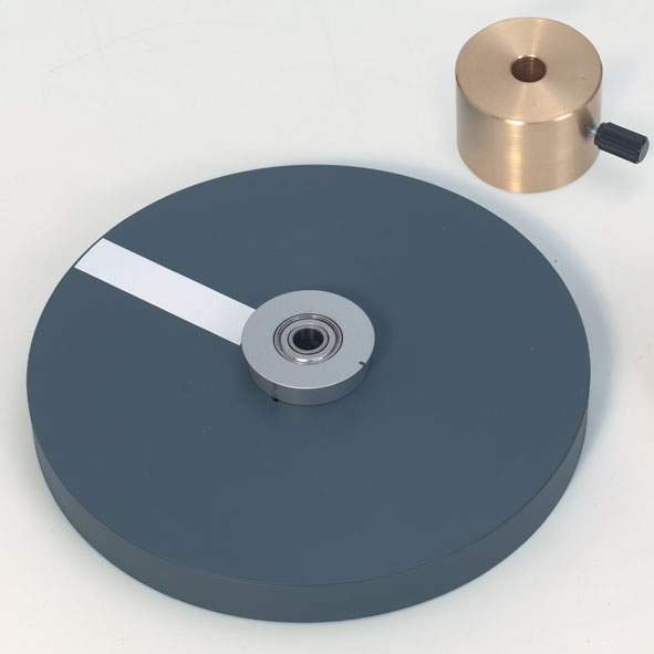 Supplementary gyroscope disc