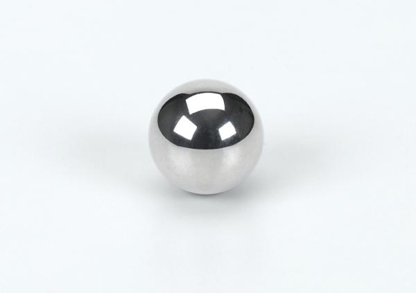Steel balls, 15 mm, set of 12