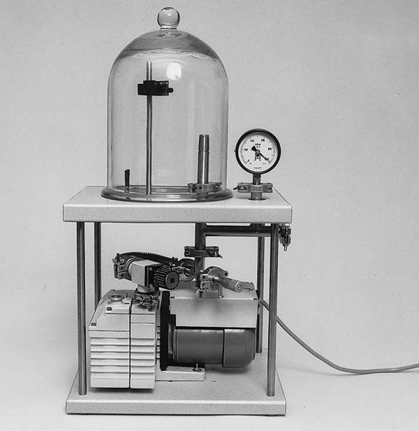 Vacuum experiment system 2