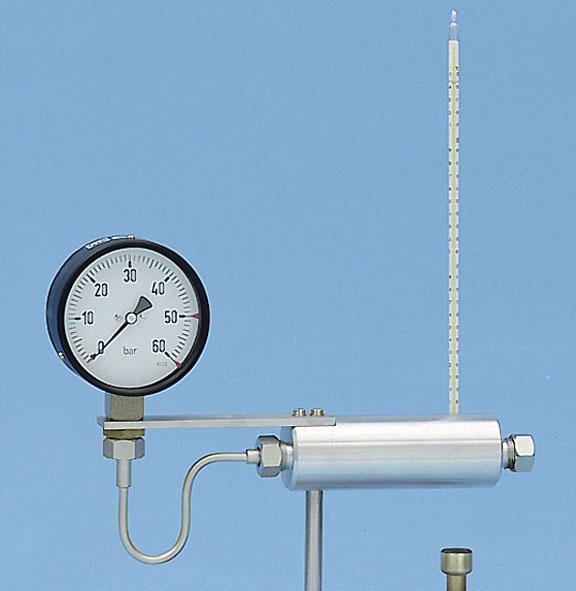 High-pressure steam boiler