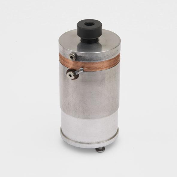 Aluminium-block calorimeter, large