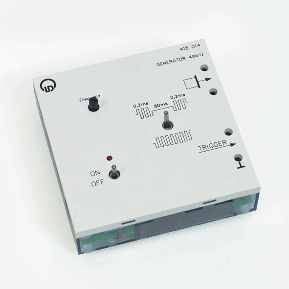 Generator, 40 kHz