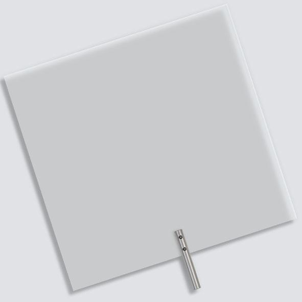 Screen, translucent