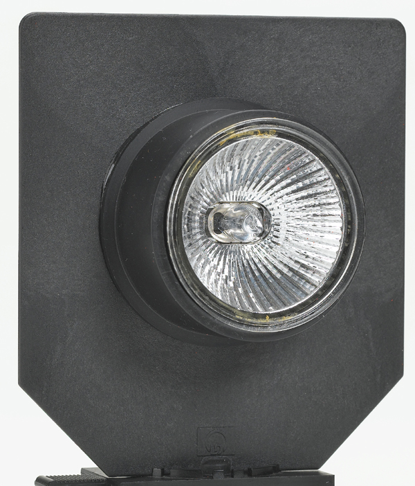 Halogen spotlight, 12 V/20 W