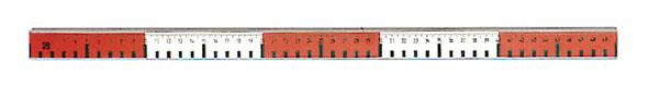 Metal rule, 0.5 m