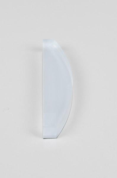 Plano-convex lens, magnetic