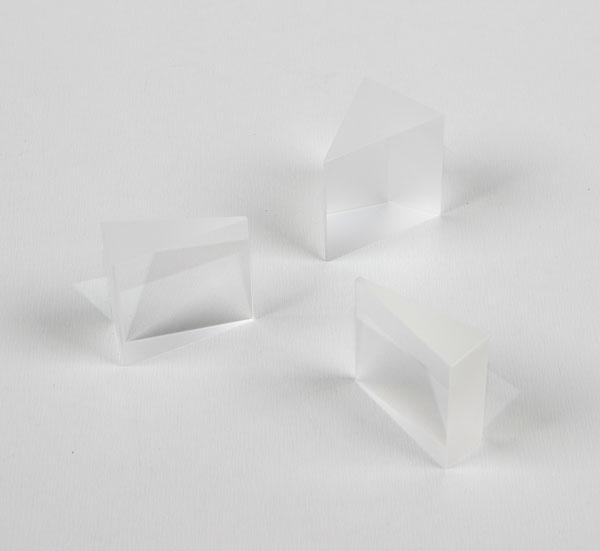 Prisms, set of 3