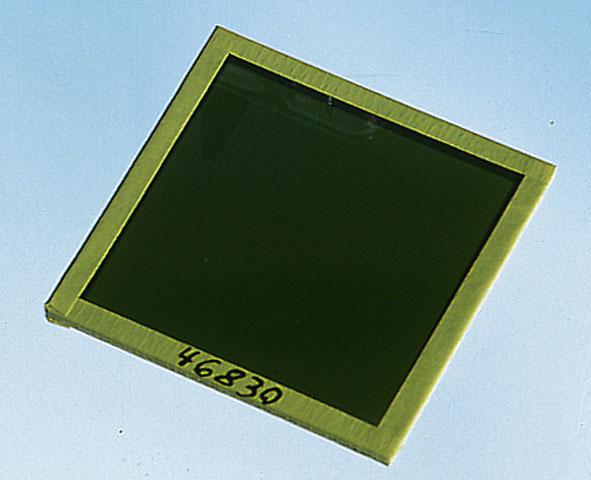 Light filter, yellow
