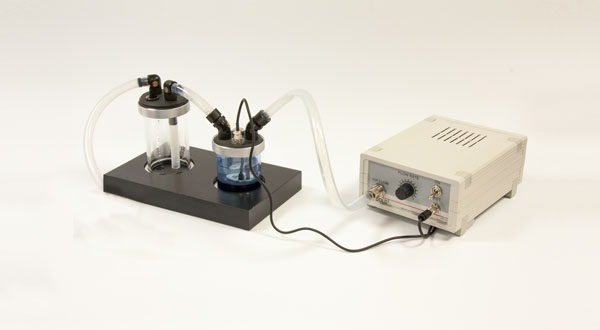 Ultrasonic Particle Nebuliser