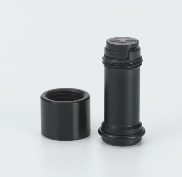 Nd:YAG rod 1.3 µm in mirror holder