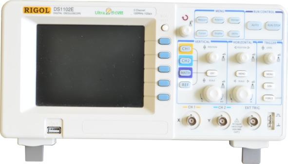 Oscilloscope, Dual Channel, Digital