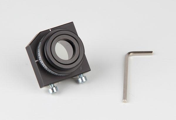 Polarisation analyzer 40 mm