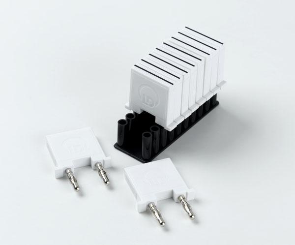 Bridging plugs STE 2/19, set of 10
