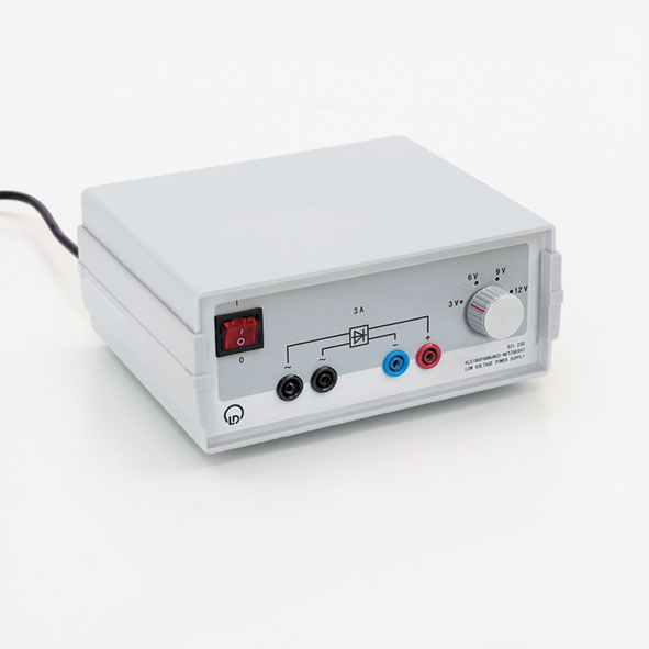 Low-voltage power supply 3/6/9/12 V