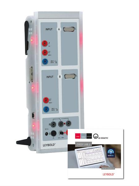 Sensor-CASSY 2 Starter