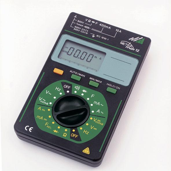 Multimeter METRAmax 12