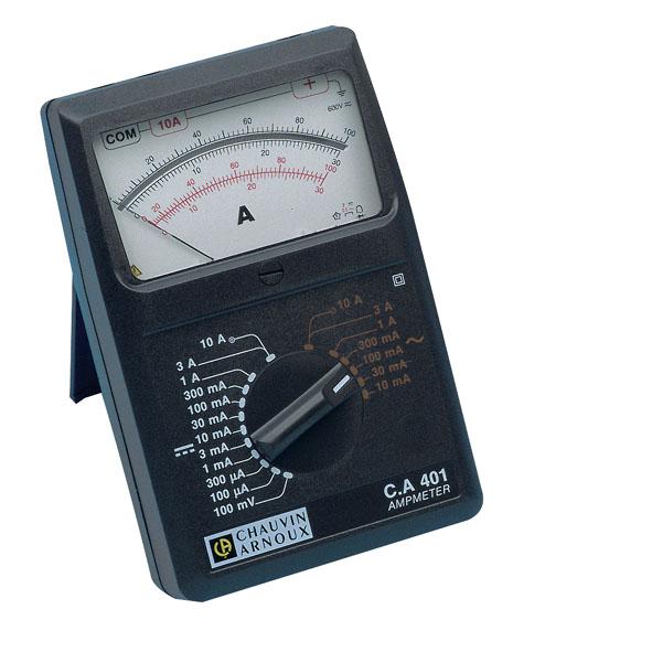 Ammeter C.A 401