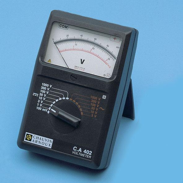 Ammeter C.A 402