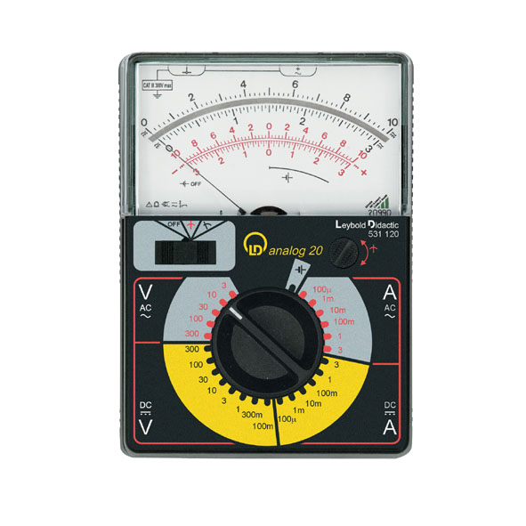 Multimeter LDanalog 20