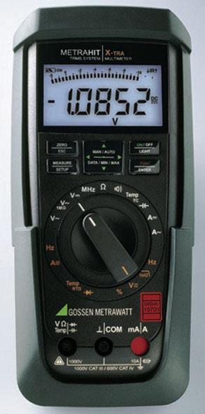 Multimeter Metrahit X-tra