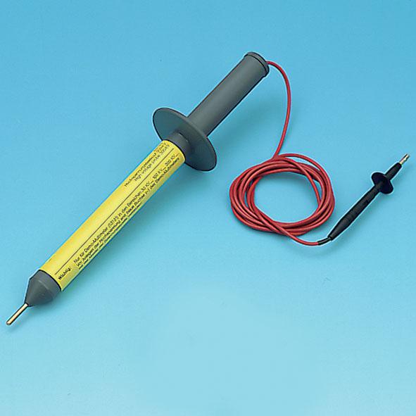 High-voltage probe