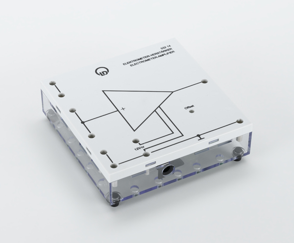 Electrometer amplifier