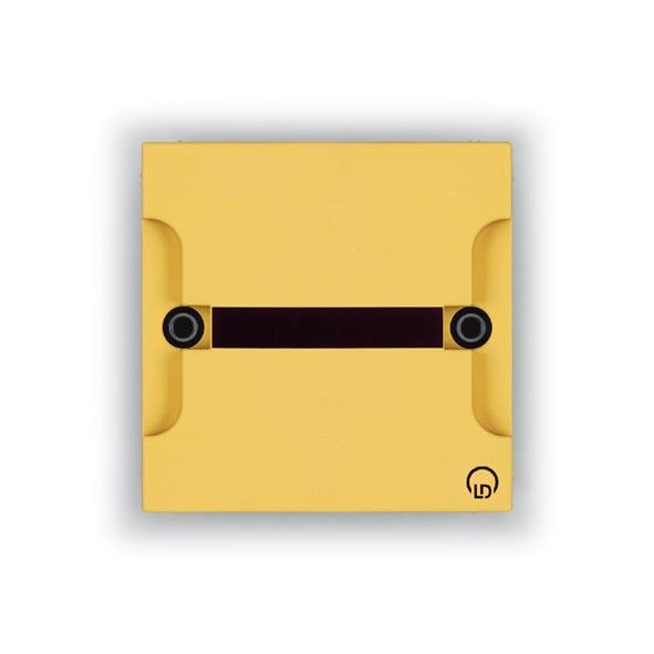Connector blocks, straight, BST D