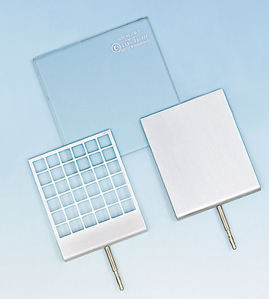 Zinc and grid electrodes