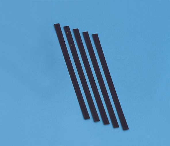 Sheet-metal strips, set of 5