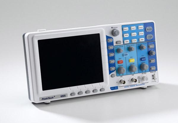 Oscilloscope 30 MHz, digital, PT1265