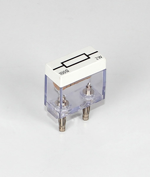 Resistor 100 Ohm, STE 2/19