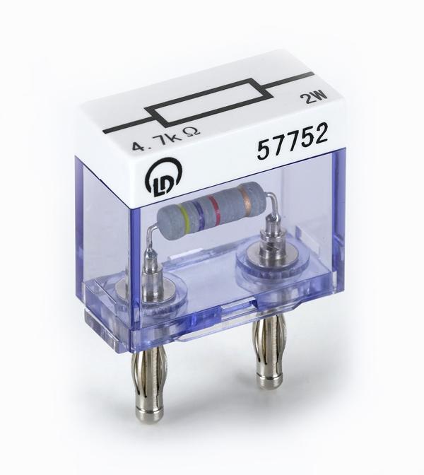 Resistor 4.7 kOhm, STE 2/19