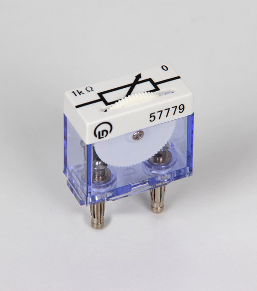 Variable resistor, 1 kΩ, STE 2/19