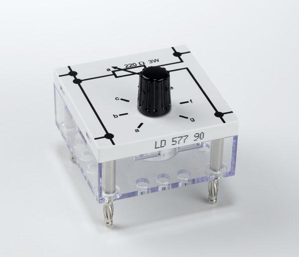 Potentiometer, 100 kΩ, STE 4/100