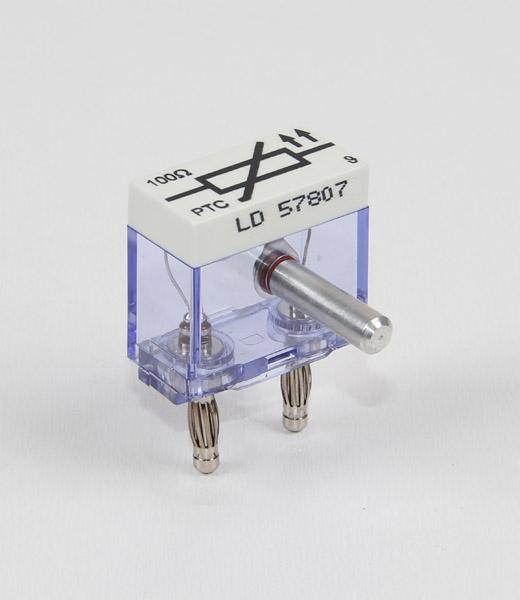 PTC resistor 100 Ohm, STE 2/19
