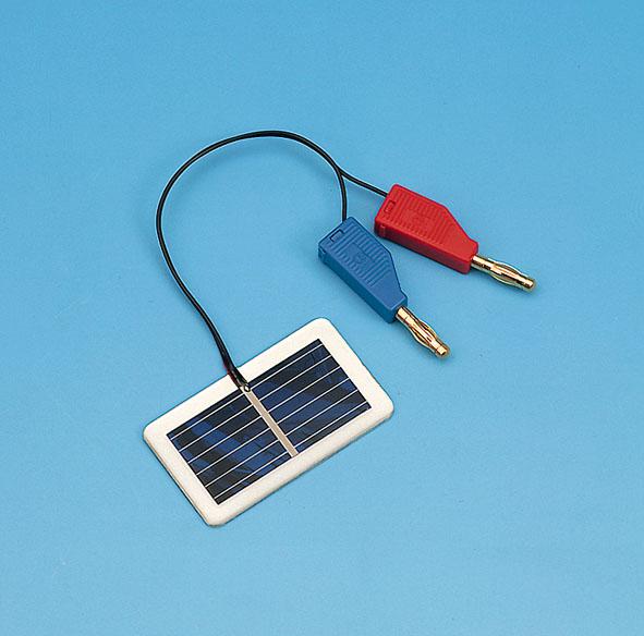 Solar cell, 0.5 V/0.3 A