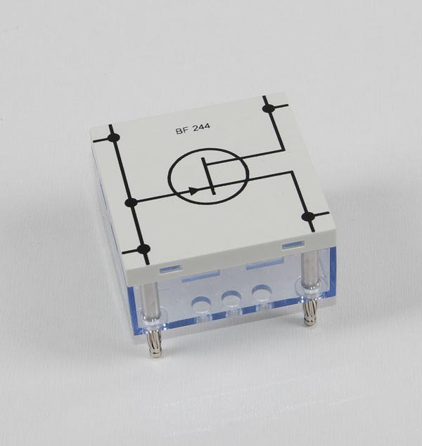 Transistor (field effect), BF244, STE 4/50