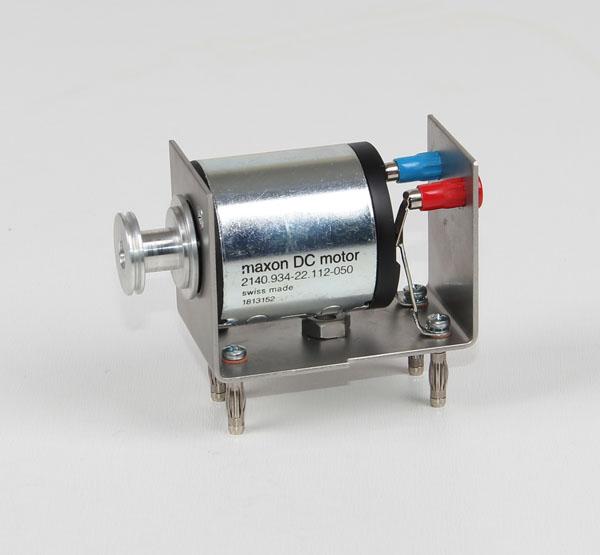 Motor and tachogenerator, STE 4/19/50