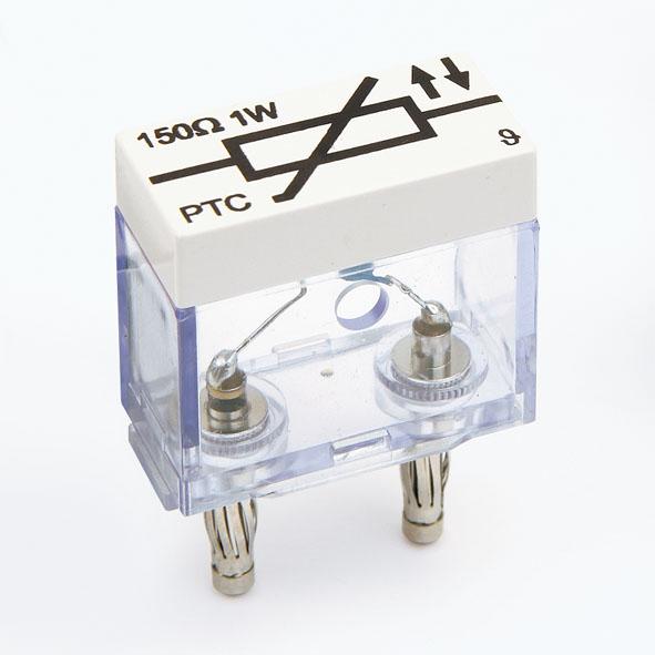 PTC resistor, 150 Ω, STE 2/19