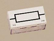 Resistor, 1 kΩ, STE 2/50