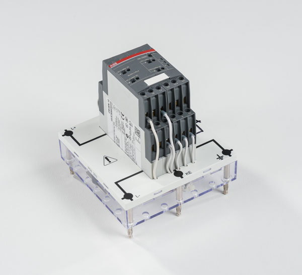 Automatic circuit breaker, 1.0 A, STE 4/100