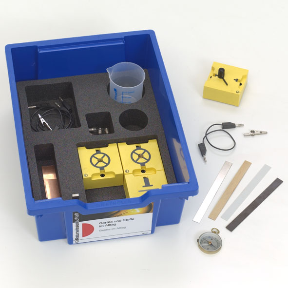 Basic Science Kit, Natural science: Everyday Devices